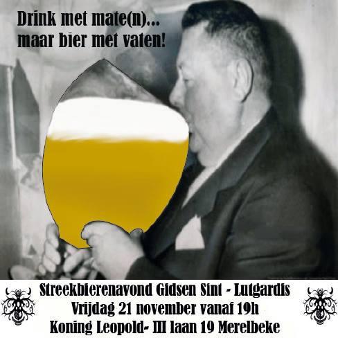 Beste bier, drink je hier!